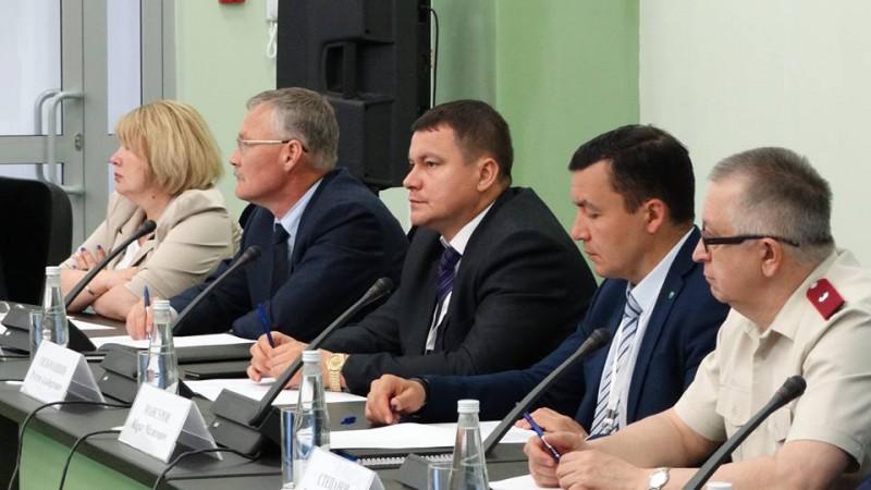 Рустем Гильманшин принял участие в Заседании Общественного Совета