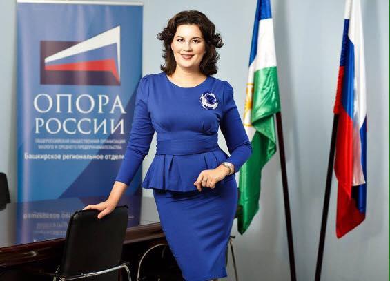 Первое интервью с Николаевой Ляйсан, в должности Председателя