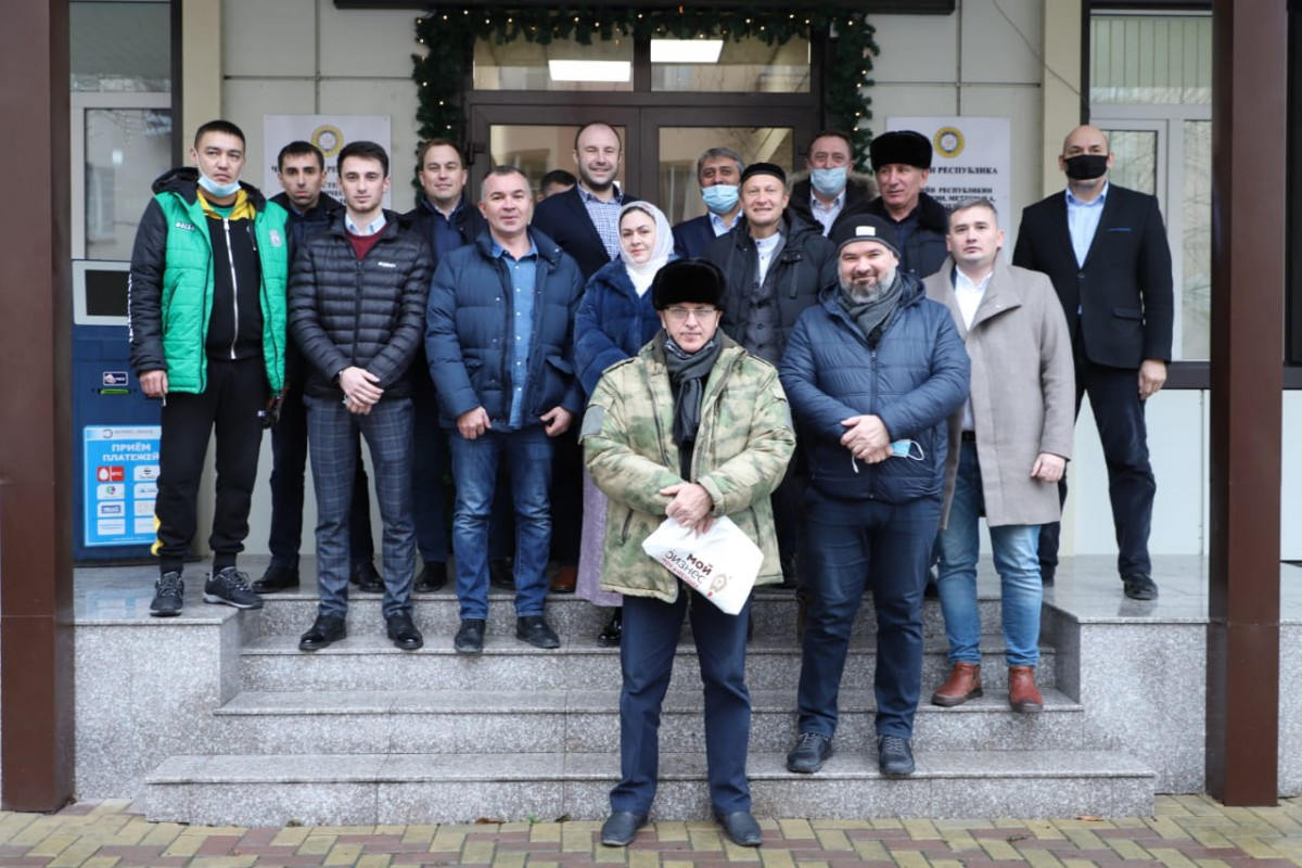 ДЕЛЕГАЦИЯ МУЖСКОГО КОМИТЕТА БРО ОПОРА РОССИИ ПОСЕТИЛА С ДЕЛОВЫМ ВИЗИТОМ ЧЕЧЕНСКУЮ РЕСПУБЛИКУ