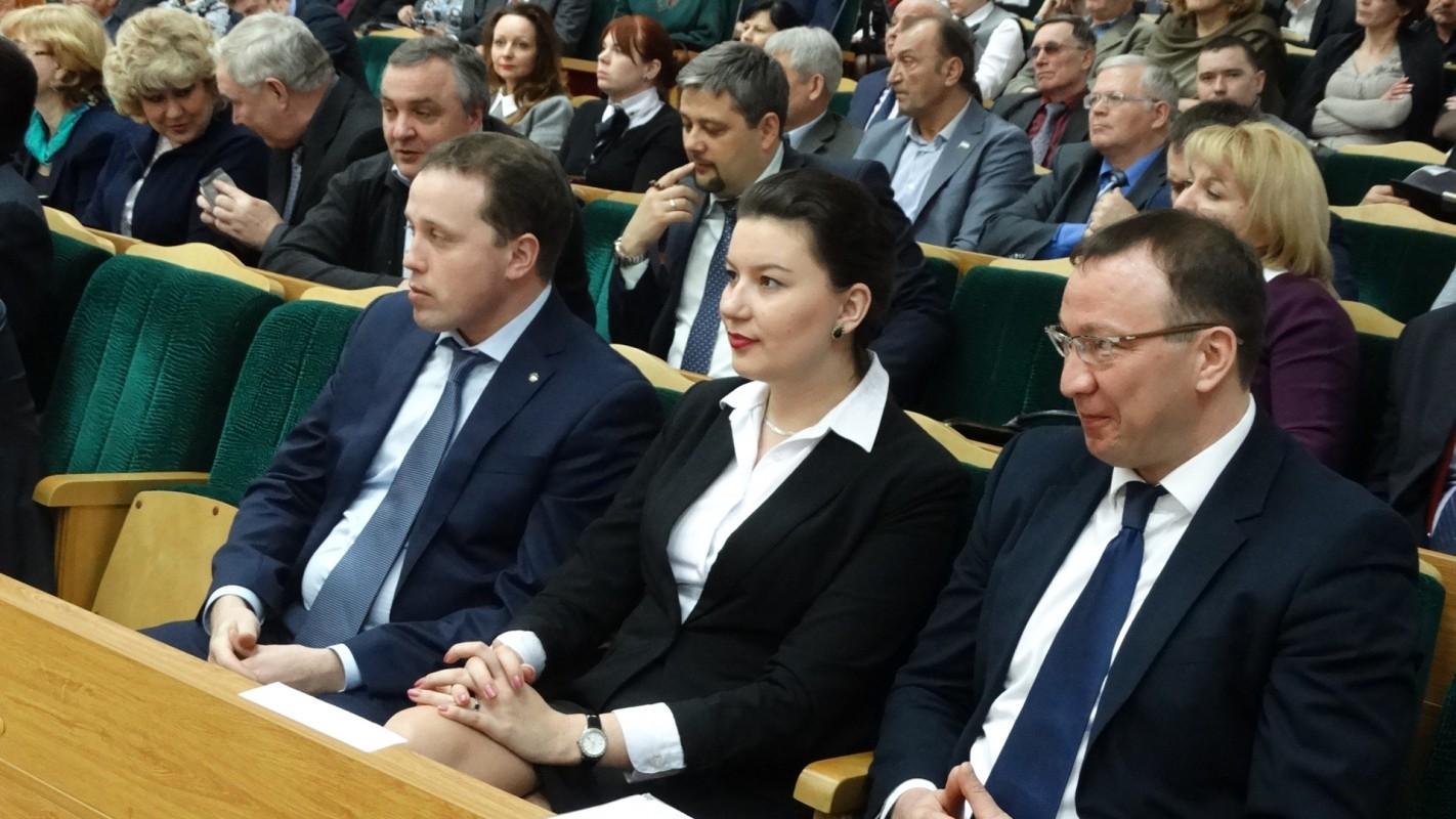Павел Крашенинников за сотрудничество «Ассоциации юристов России» и «ОПОРЫ РОССИИ»